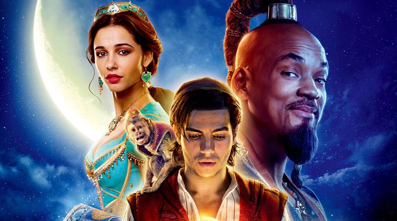 'Aladdin': Nuevo póster de la próxima adaptación en acción real de Disney