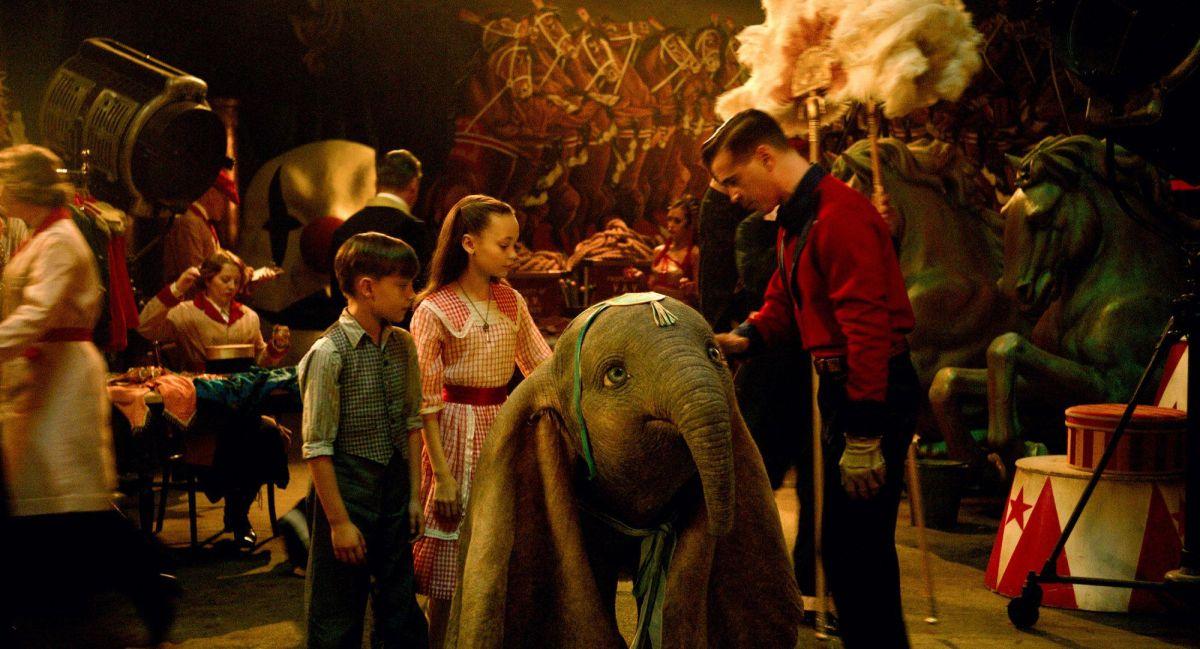 Crítica de 'Dumbo': Tim Burton mejora el clásico animado