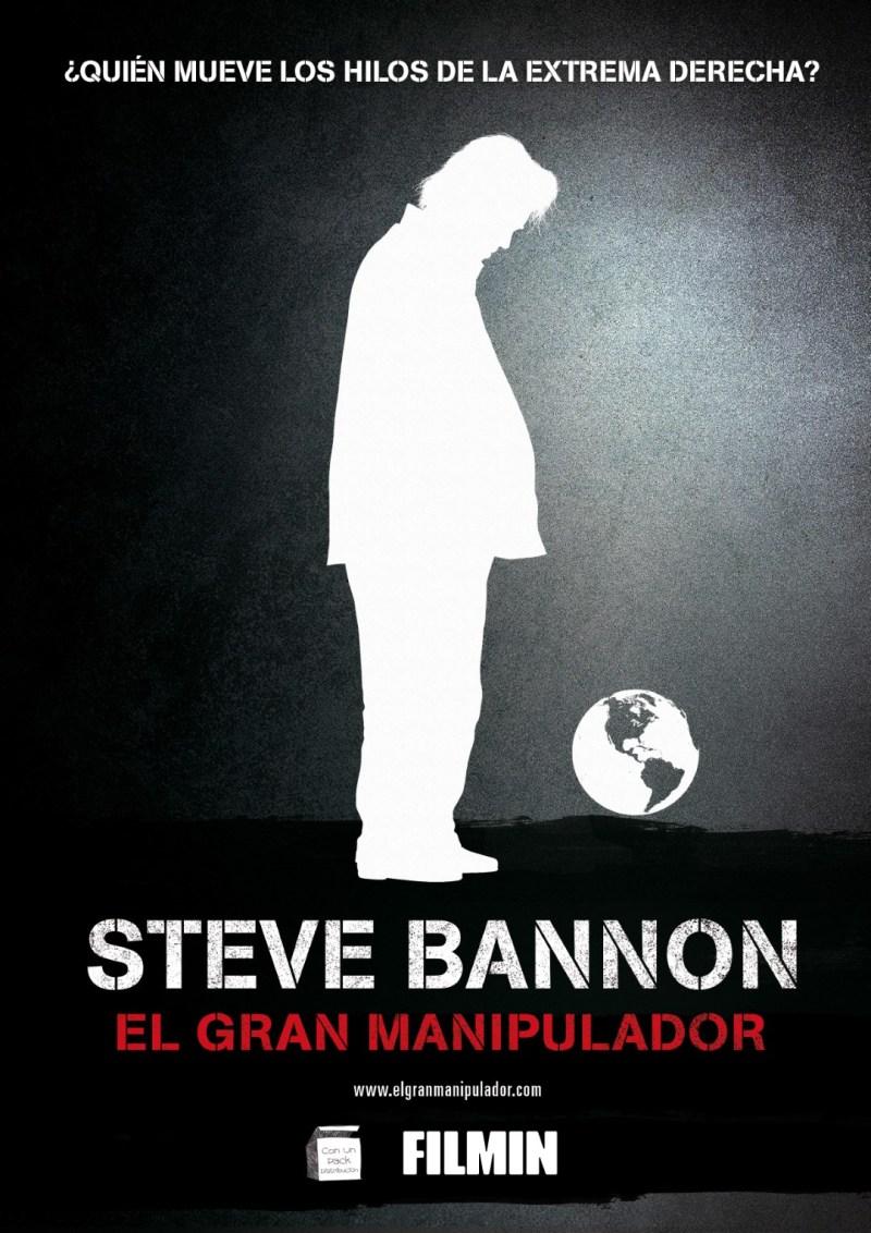 Steve Bannon, el gran manipulador