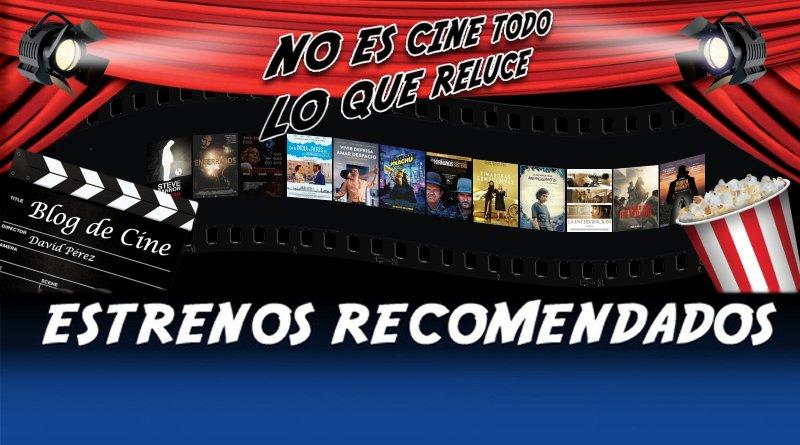Vídeo avance y recomendación de la semana: 10 de mayo de 2019