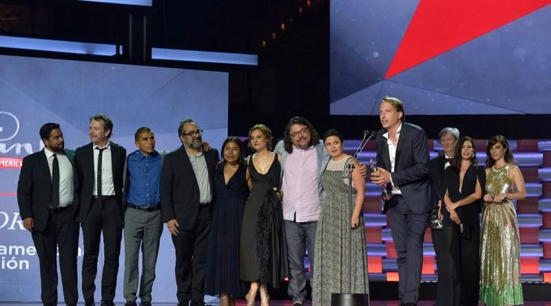 Palmarés de la VI Edición de los Premios PLATINO