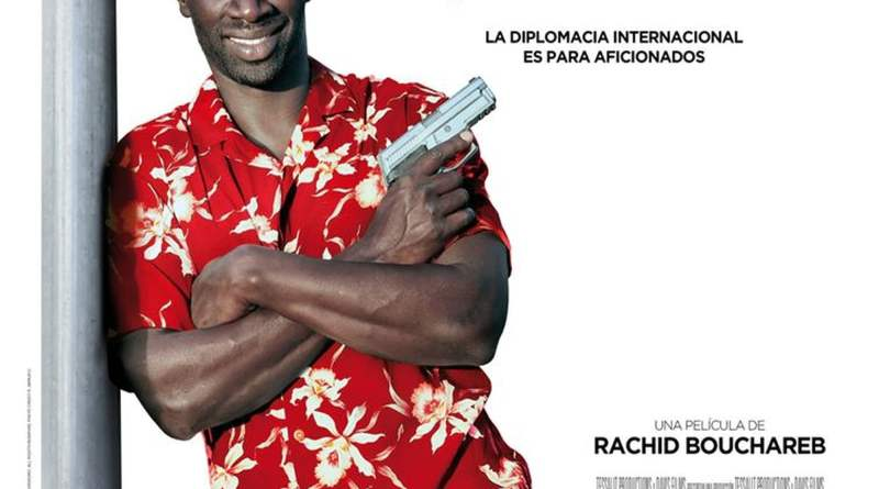 """Pósters de la película """"Infiltrado en Miami"""""""