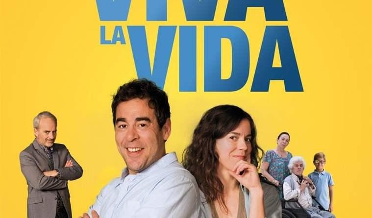 """Pósters de la película """"Viva la vida"""""""