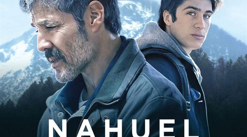 "Pósters de la película ""Nahuel"""
