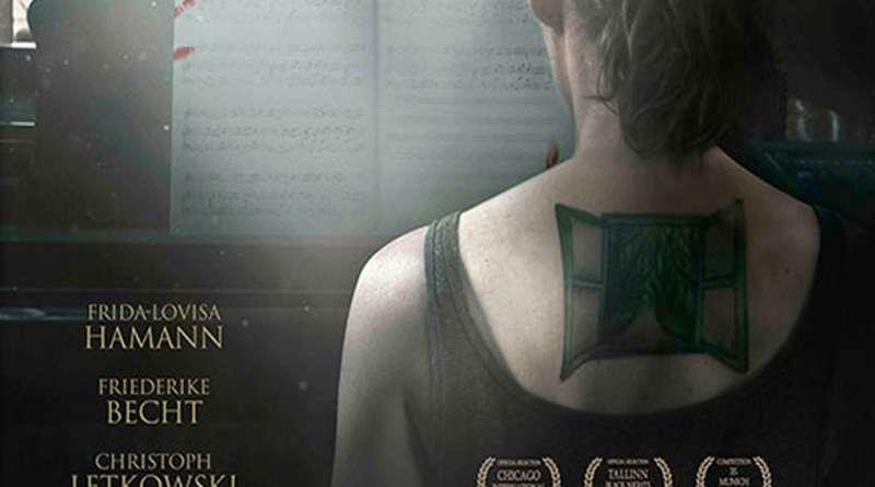"""Pósters de la película """"Cuatro manos"""""""