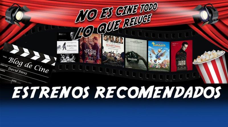 Vídeo avance y recomendación de la semana: 1 de enero de 2020