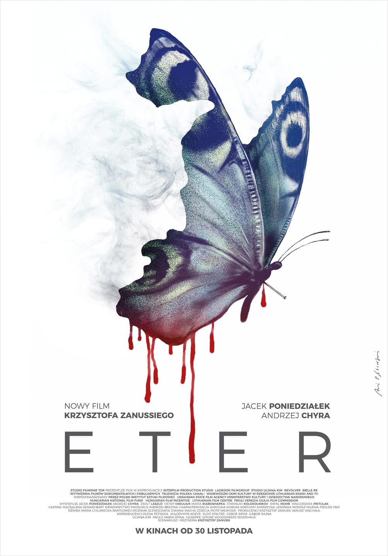 "Pósters de la película ""Éter"""