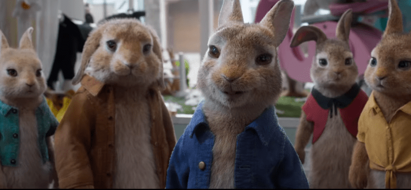 Peter Rabbit 2: A la fuga