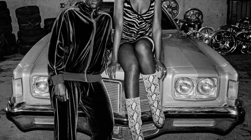 """Pósters de la película """"Queen y Slim"""""""