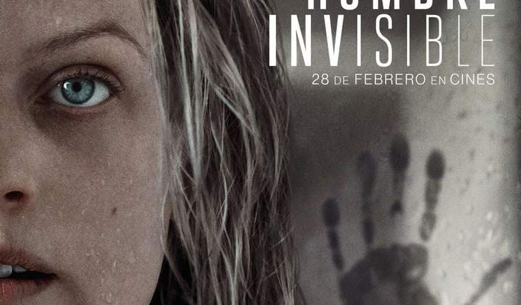 "Pósters de la película ""El hombre invisible"""