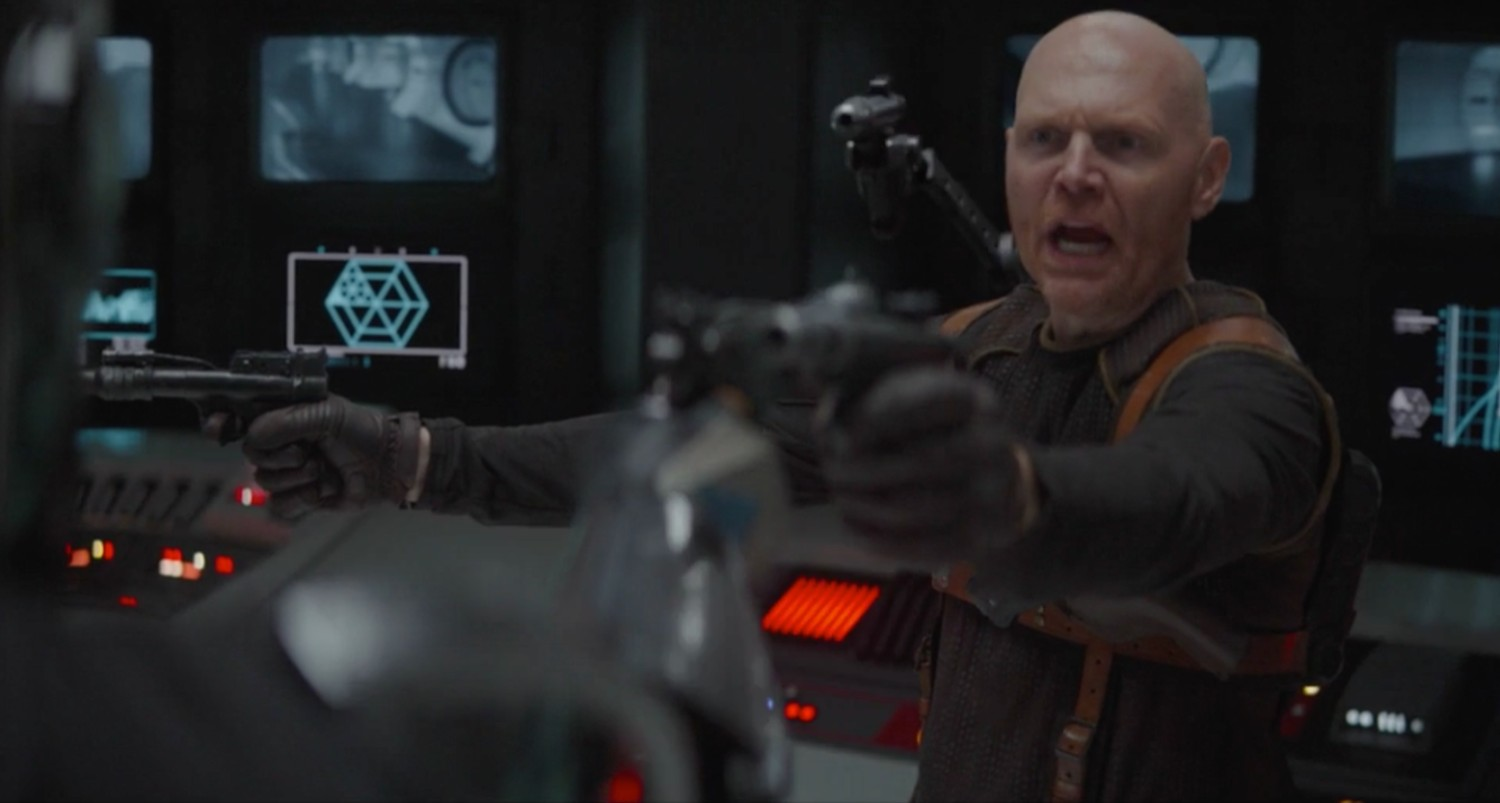 Se confirma el regreso de Bill Burr en la segunda temporada de The Mandalorian