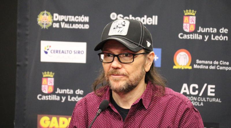Santiago Segura recibe el Roel de Honor de la Semana de Cine de Medina del Campo