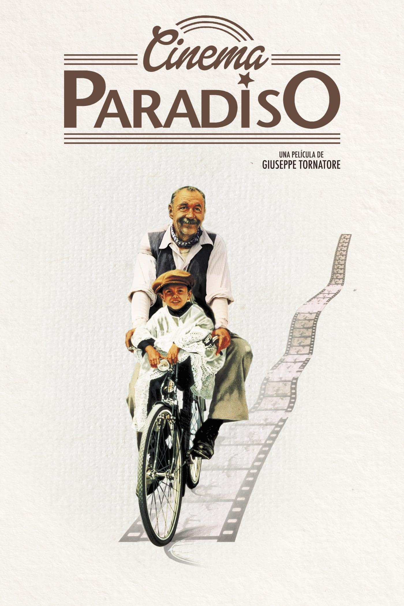 """Pósters de la película """"Cinema Paradiso"""""""