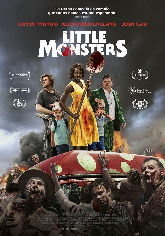 """Pósters de la película """"Little Monsters"""""""
