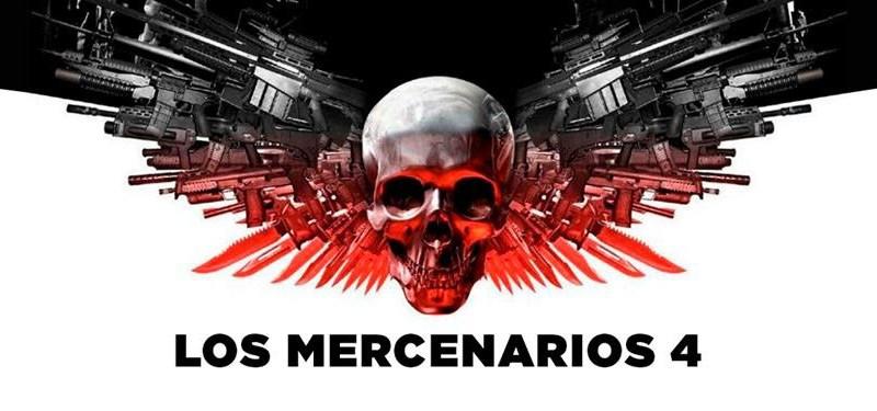 Los Mercenarios 4