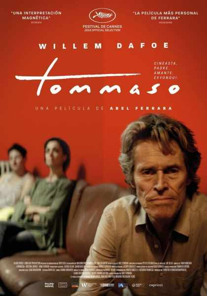 """Pósters de la película """"Tommaso"""""""
