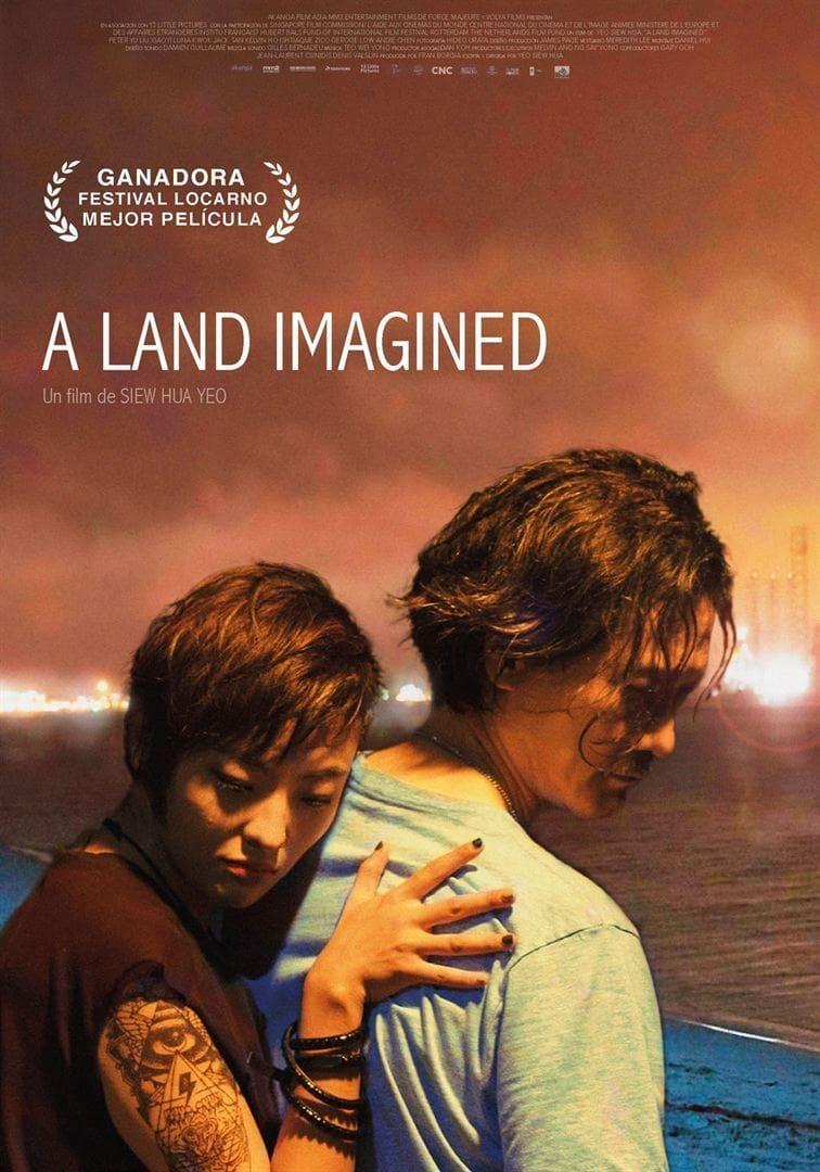"Pósters de la película ""A Land Imagined"""