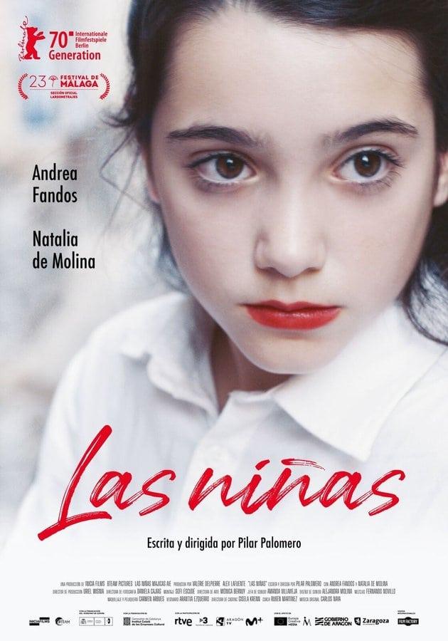 """Pósters de la película """"Las niñas"""""""