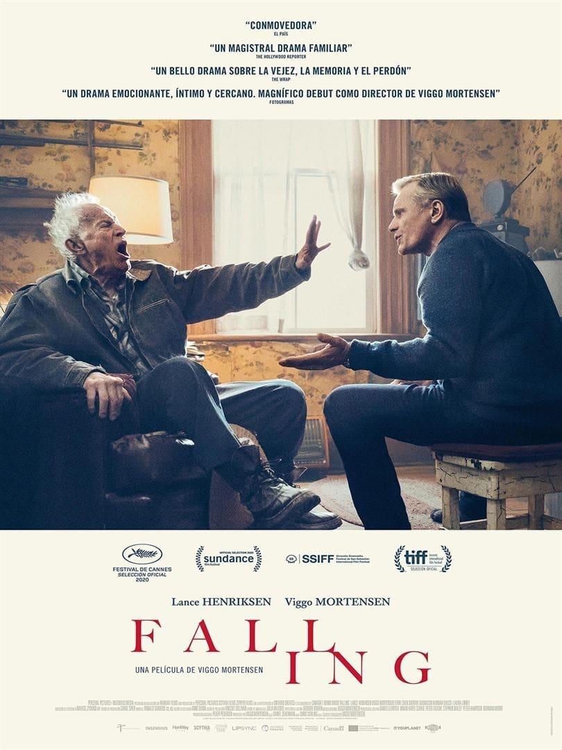 """Pósters de la película """"Falling"""""""