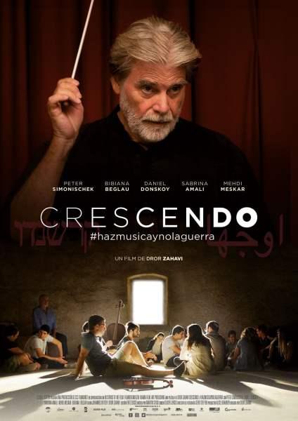 """Pósters de la película """"Crescendo"""""""