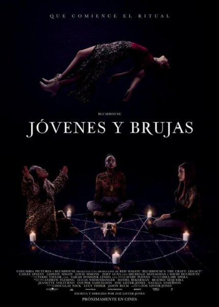 Jóvenes y Brujas