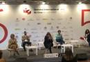 Rueda de prensa de Nieva en Benidorm
