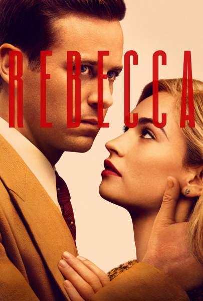 """Pósters de la película """"Rebecca"""""""