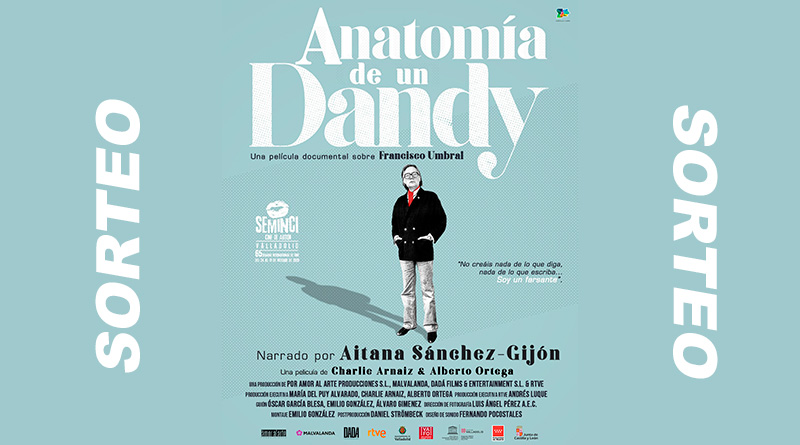 Anatomía de un dandy