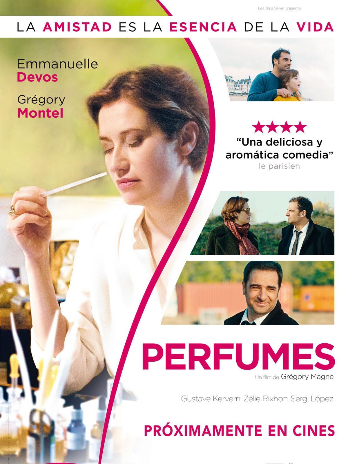 "Pósters de la película ""Perfumes"""