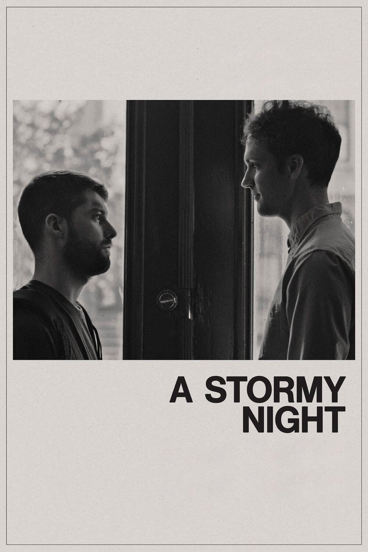 "Pósters de la película ""A Stormy Night"""
