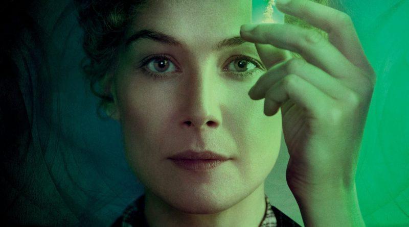 """Pósters de la película """"Radioactive"""""""