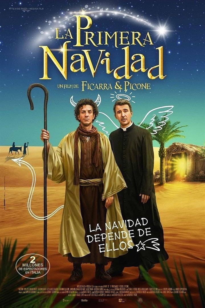 """Pósters de la película """"La primera Navidad"""""""