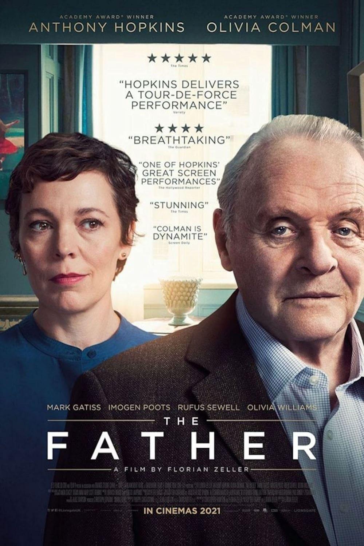 """Pósters de la película """"El padre"""""""