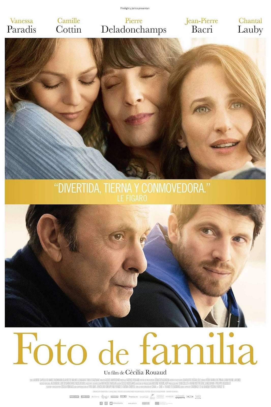 "Pósters de la película ""Foto de familia"""