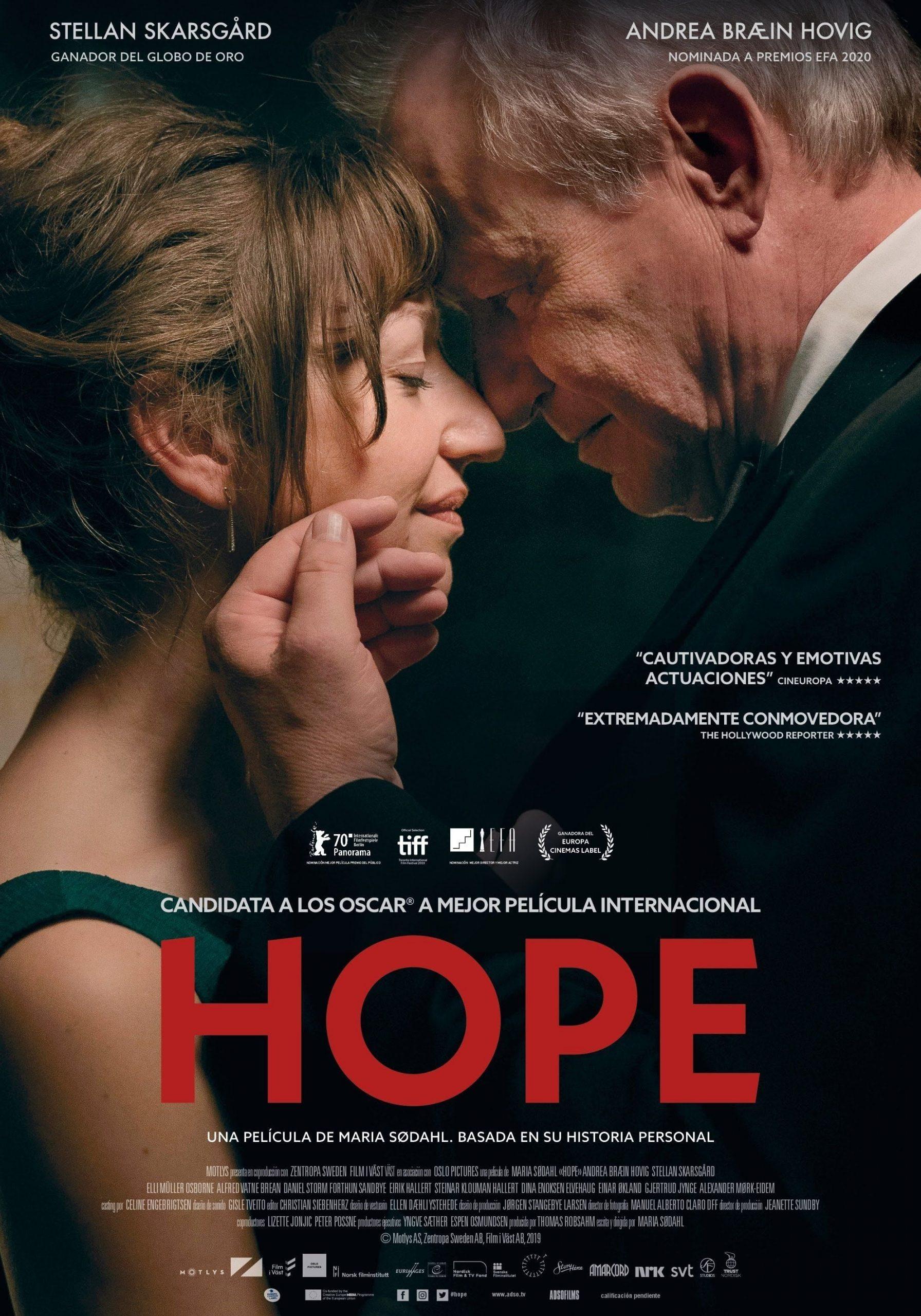 "Pósters de la película ""Hope"""