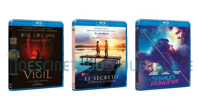Lanzamientos de febrero en DVD y Blu-ray de Vértigo Films