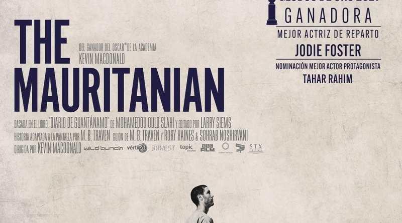"""Pósters de la película """"The Mauritanian"""""""