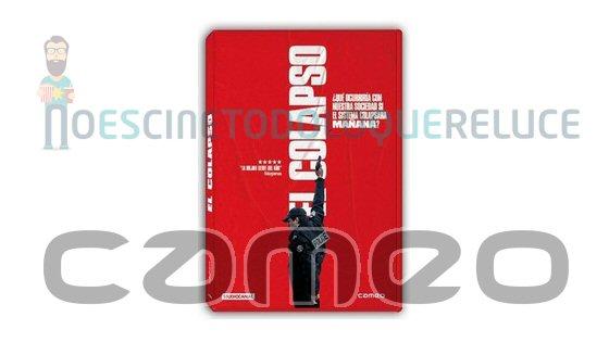 Lanzamientos de marzo en DVD y Blu-ray de Cameo