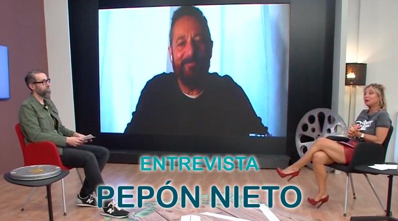 Entrevista a Pepón Nieto, protagonista de 'Un efecto óptico'