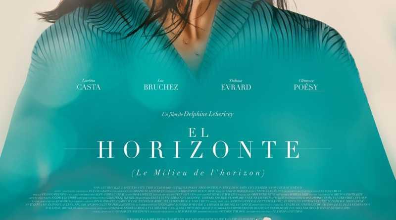 """Pósters de la película """"El horizonte"""""""