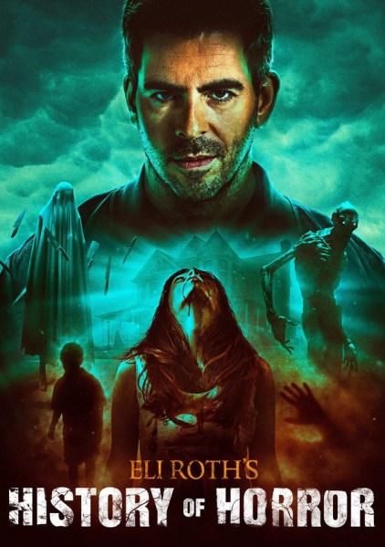 AMC Visionaries: Eli Roth - La historia del terror