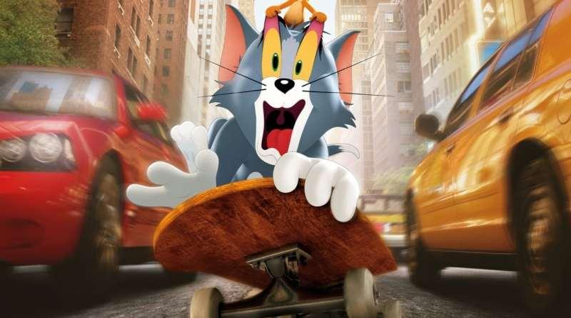 """Pósters de la película """"Tom y Jerry"""""""