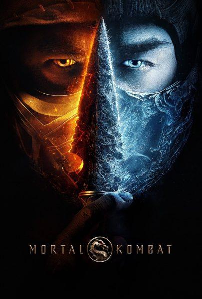 """Pósters de la película """"Mortal Kombat"""""""