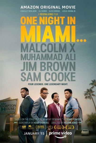Una noche en Miami