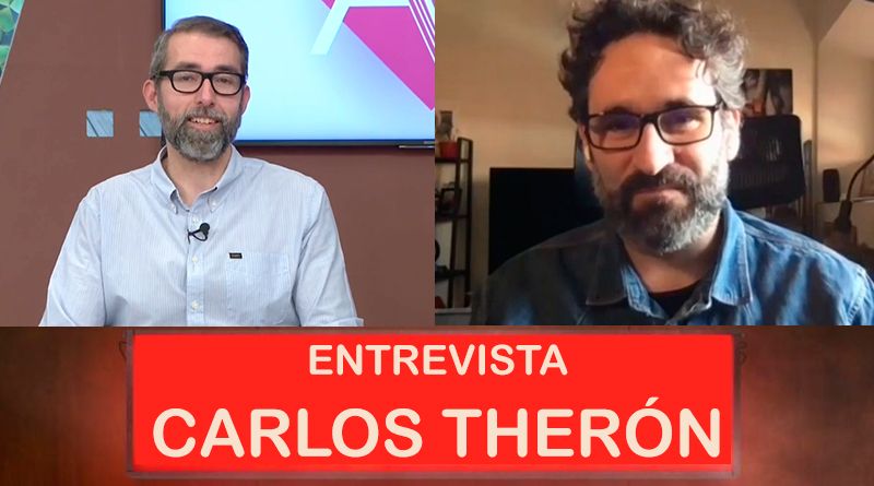 Entrevista a Carlos Therón, director de la serie Reyes de la noche