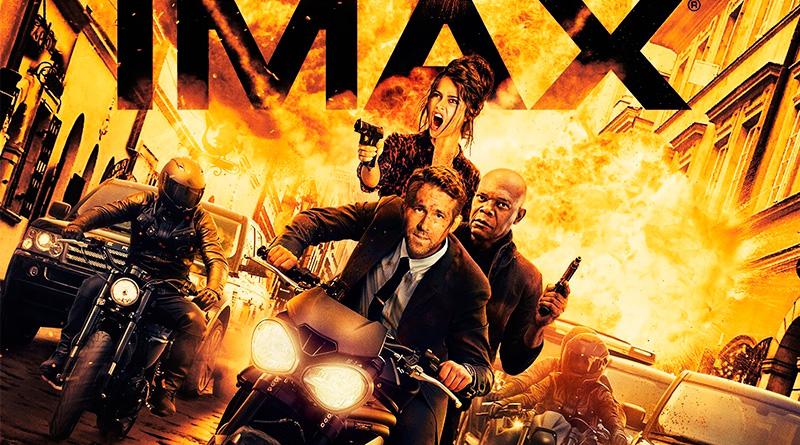 Póster IMAX de 'El Otro Guardaespaldas 2' con la pareja más extraña, divertida y letal