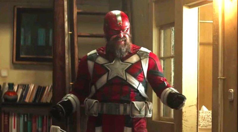 El Guardián Rojo (Viuda Negra)