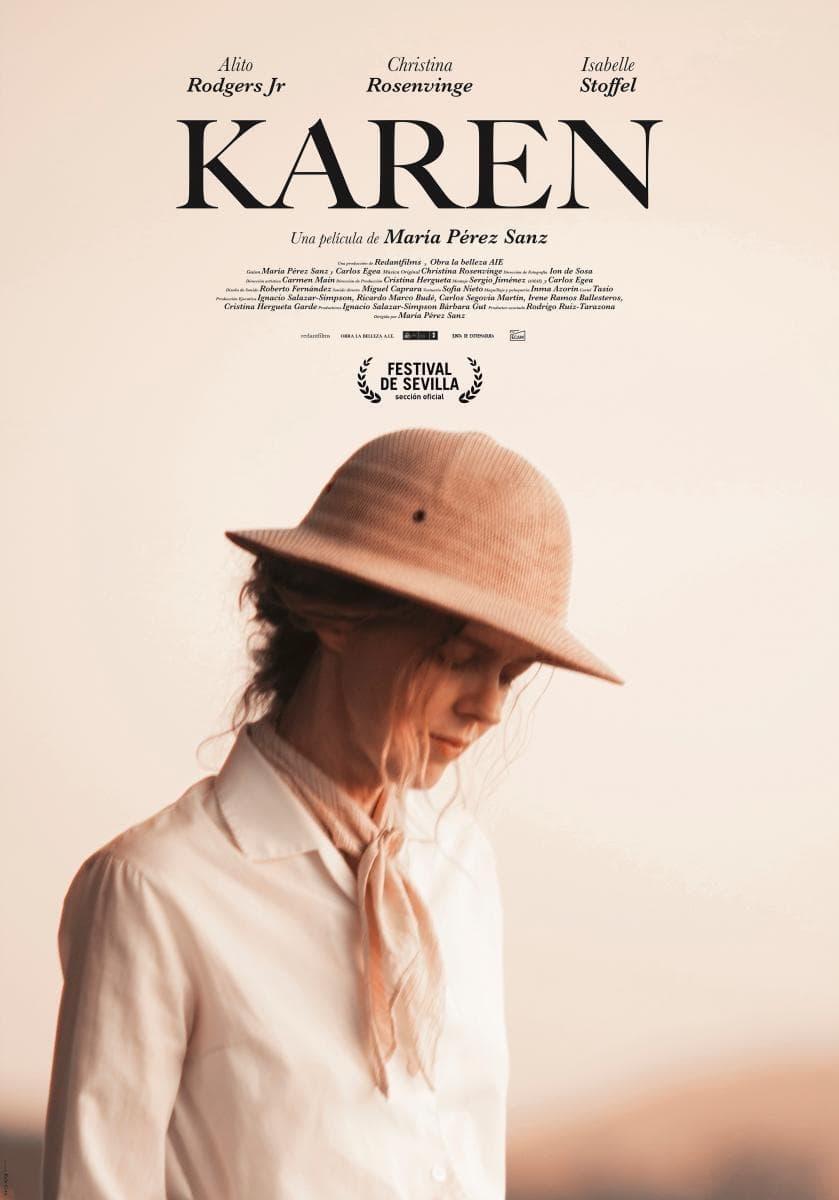 """Pósters de la película """"Karen"""""""