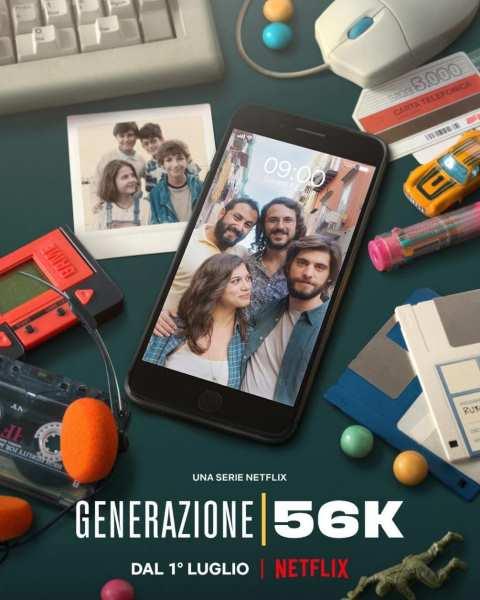 Generación 56k