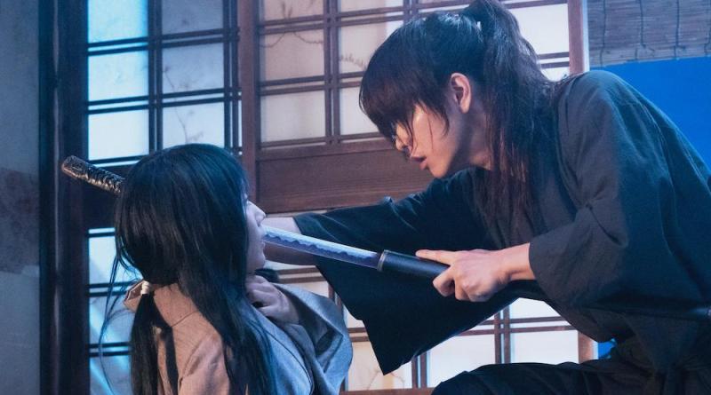 Kenshin, el guerrero samurái: El principio